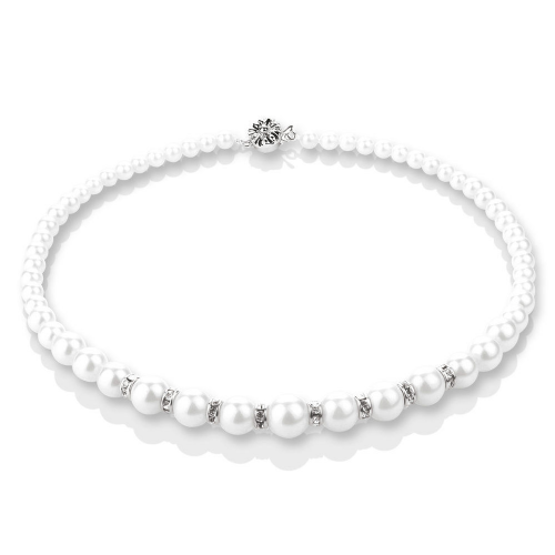 Newbridge Silverware Grace Kelly Pearl Necklace